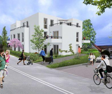 Schmidt-Bau-Heilsbronn_Wohnanlage_Ansbach